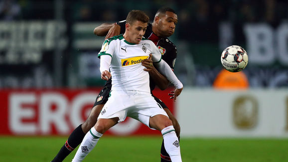 Thorgan Hazard,Jonathan Tah