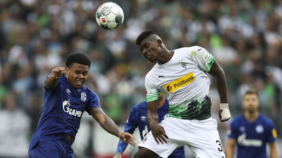 Weston McKennie,Breel Donald Embolo