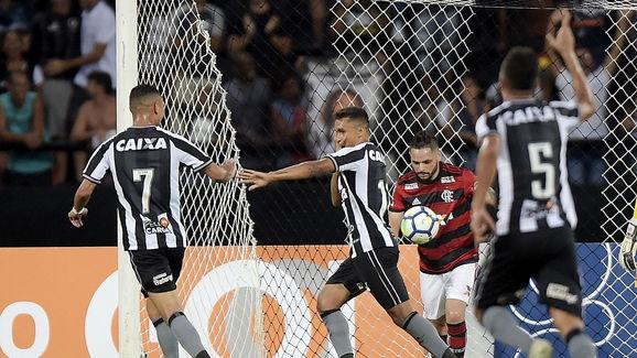 Botafogo v Flamengo - Brasileirao Series A 2018