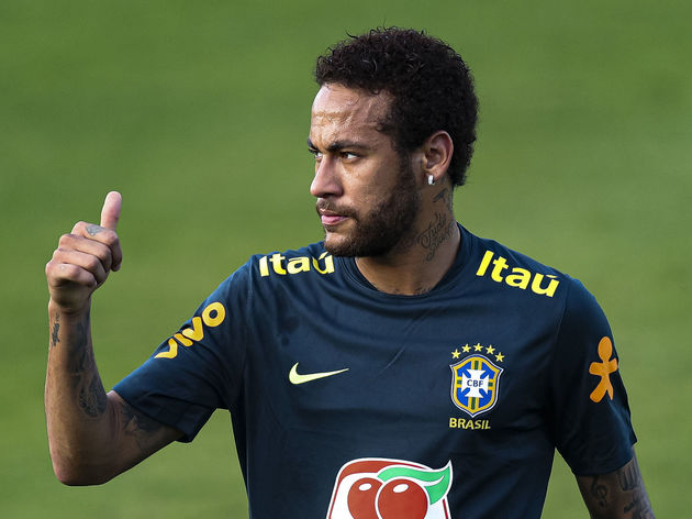Antoine Griezmann & Neymar 'Both Eager' to Move to Barcelona