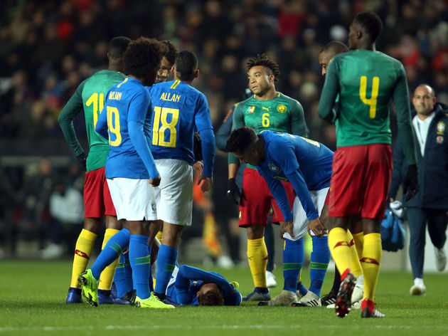 Brazil v Cameroon - International Friendly