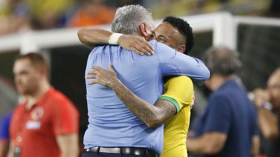 Neymar Jr.,Tite