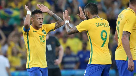 Neymar,Gabriel Barbosa