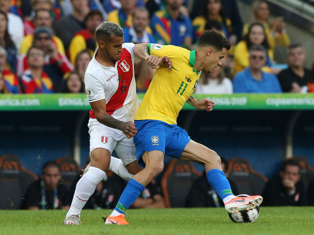Philippe Coutinho,Miguel Trauco