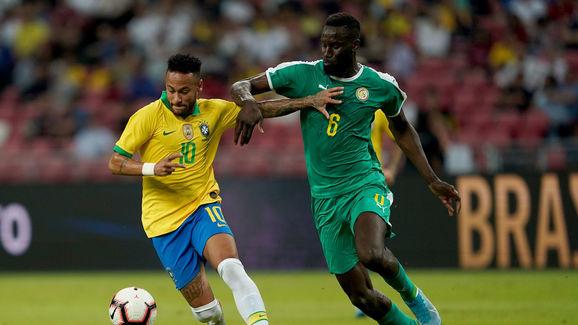 Neymar,Salif Sane