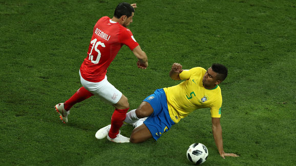 Brazil v Switzerland: Group E - 2018 FIFA World Cup Russia