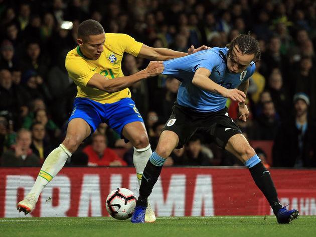 Brazil v Uruguay - International Friendly