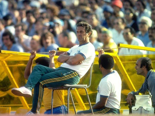 Brazilian Coach Tele Santana