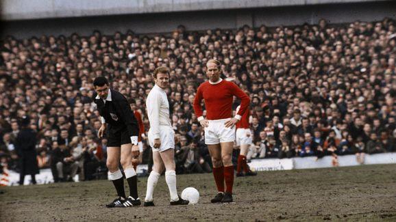 Billy Bremner,Bobby Charlton