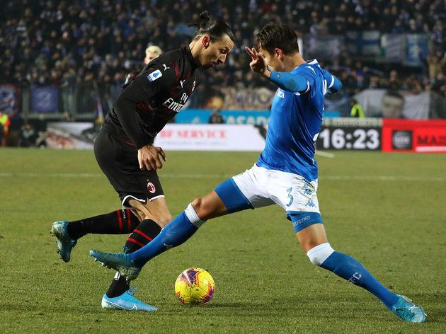 Zlatan Ibrahimovic,Ales Mateju