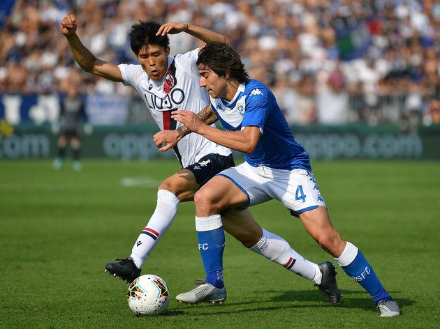 Sandro Tonali,Takehiro Tomiyasu