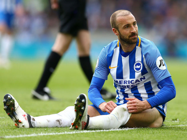 Brighton and Hove Albion v Leicester City - Premier League
