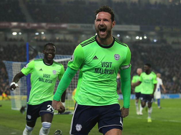 Brighton & Hove Albion v Cardiff City - Premier League