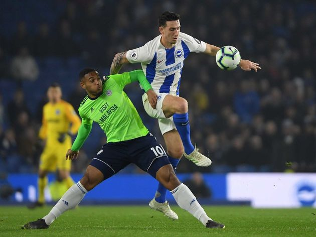 Kenneth Zohore,Lewis Dunk