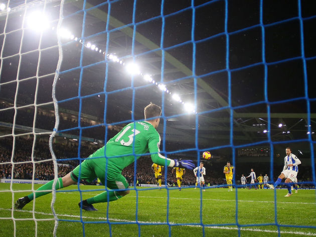 Brighton & Hove Albion v Crystal Palace - Premier League