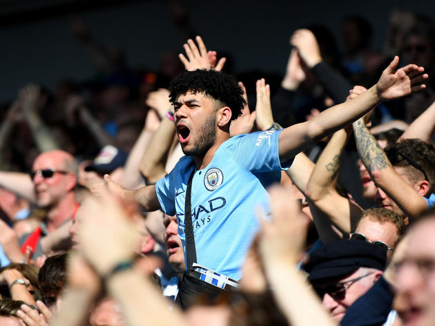 Brighton & Hove Albion v Manchester City - Premier League