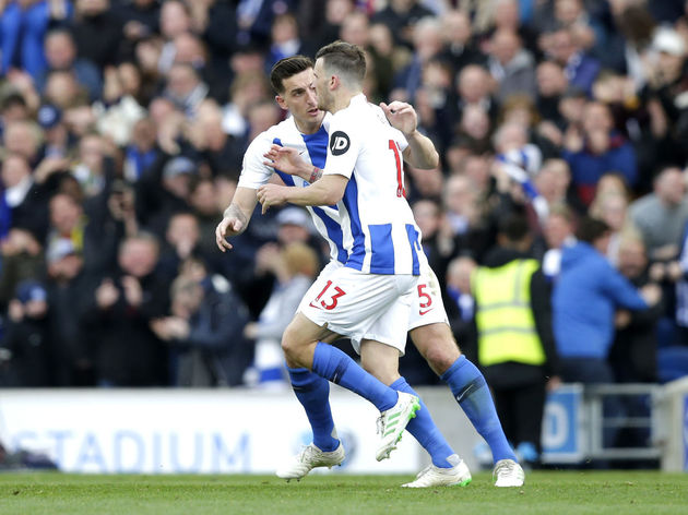 Pascal Gross,Lewis Dunk
