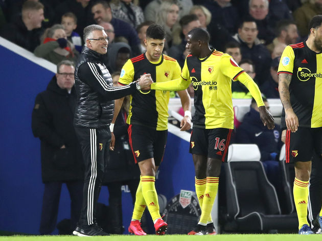 Abdoulaye Doucoure,Nigel Pearson