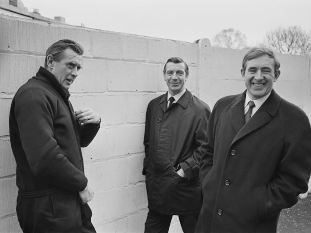 Danny Blanchflower,Johnny Haynes,Vic Buckingham