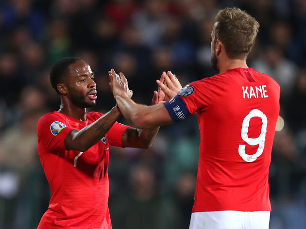 Raheem Sterling,Harry Kane