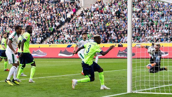 Bundesliga'Borussia Monchengladbach v FC Schalke 04'