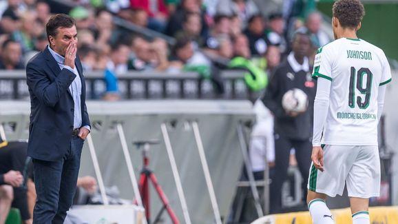 """Bundesliga""""Borussia Monchengladbach v FC Schalke 04"""""""