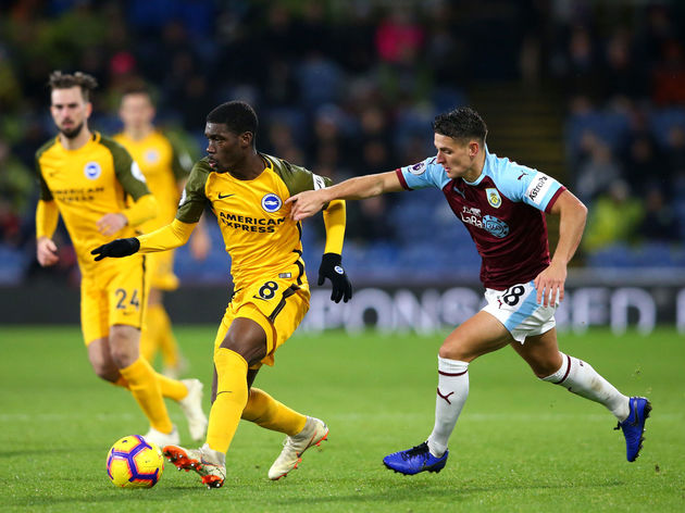 Burnley FC v Brighton & Hove Albion - Premier League