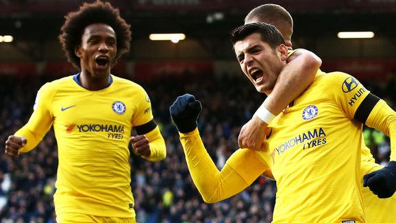 Burnley 0-4 Chelsea: The Blues Perpanjang Rekor Tak Terkalahkan di Liga