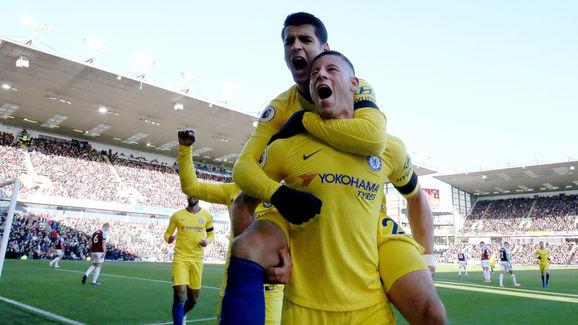 Burnley FC v Chelsea FC - Premier League