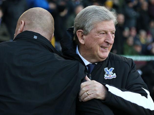 Sean Dyche,Roy Hodgson