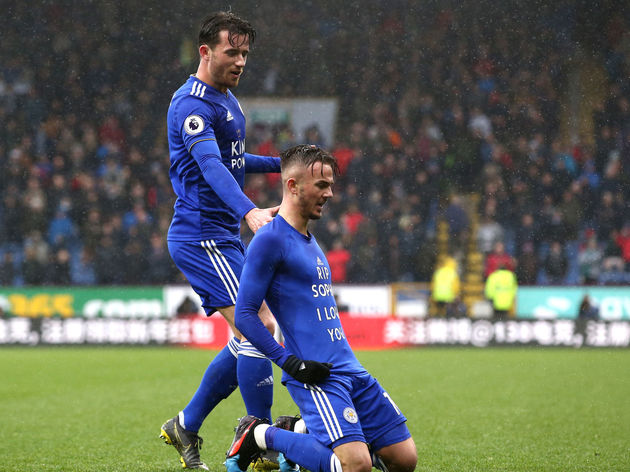James Maddison,Ben Chilwell