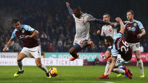 Burnley FC v Liverpool FC - Premier League