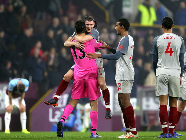 Joel Matip,Alisson,James Milner