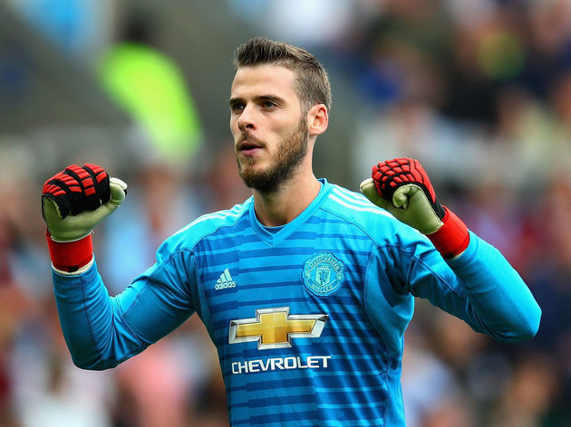 Jose Mourinho Expects Man Utd to Reach Contract Agreement With David De Gea Soon