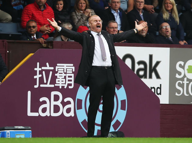 Burnley Boss Sean Dyche Says His Side 'Gave the Game Away' In Loss to Watford