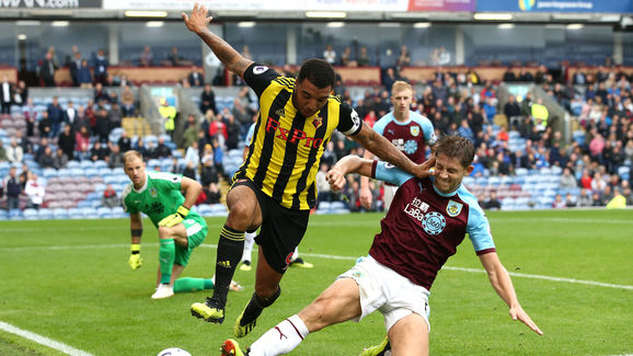 Troy Deeney,James Tarkowski