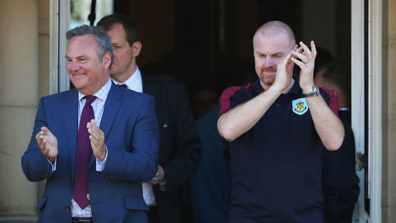 Mike Garlick,Sean Dyche