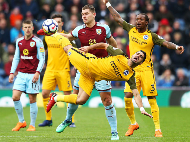 Burnley v Brighton and Hove Albion - Premier League