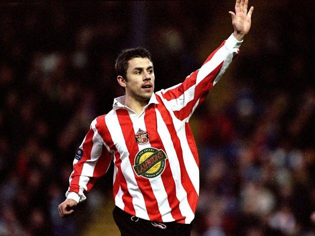 Bury v Sunderland Kevin Phillips