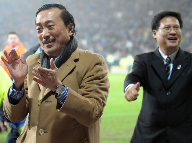 Cardiff City's Malaysian Chairman Dato C