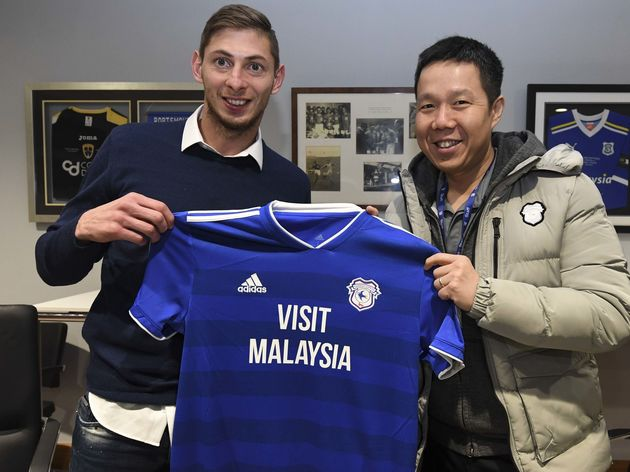 Cardiff City Unveil New Signing Emiliano Sala