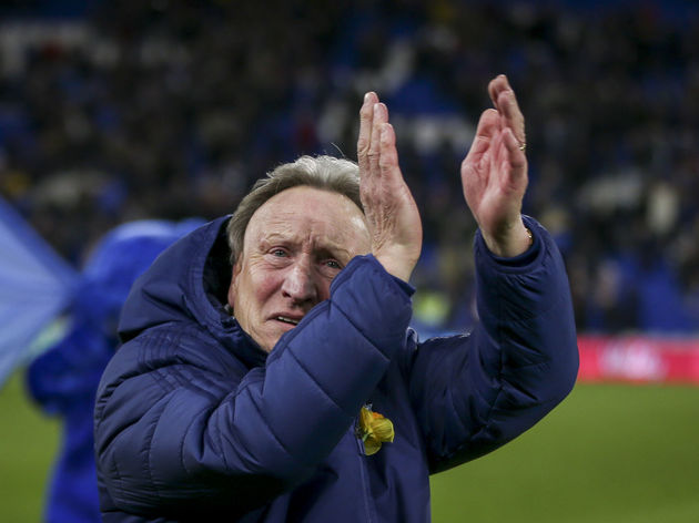 Neil Warnock,Manager of Cardiff City