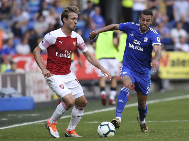 Cardiff City v Arsenal FC - Premier League