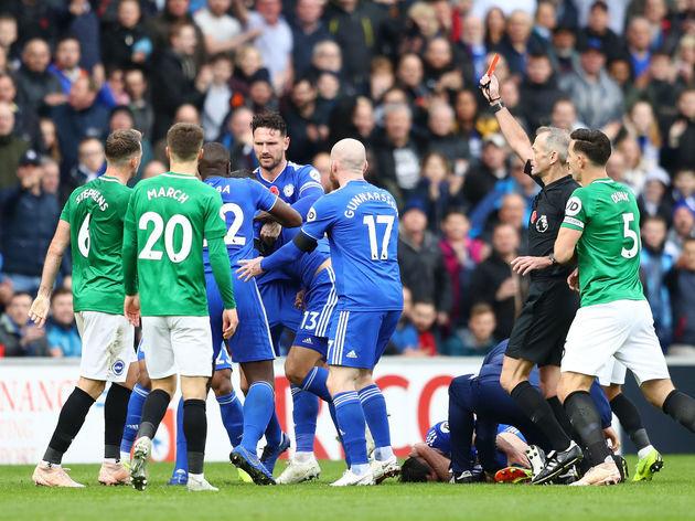 Cardiff City v Brighton & Hove Albion - Premier League