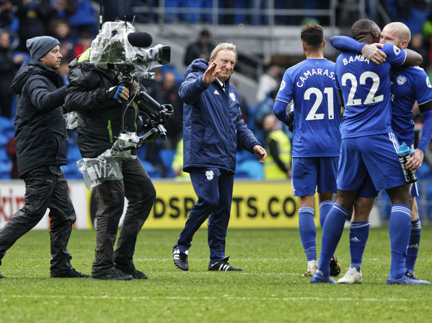 Cardiff City v Brighton & Hove Albion - Premier League