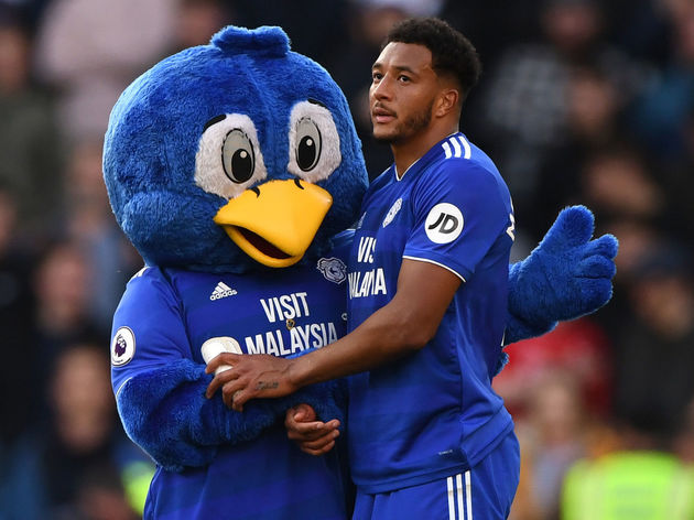Bartley Bluebird,Nathaniel Mendez-Laing