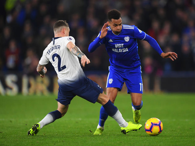 Cardiff City v Tottenham Hotspur - Premier League