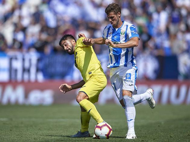 CD Leganes v Villarreal CF - La Liga
