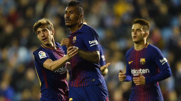 Celta de Vigo v Barcelona - La Liga