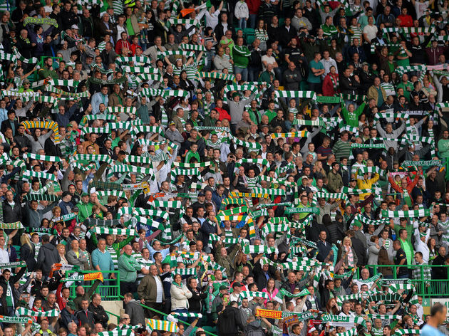 Celtic v Elfsborg - UEFA Champions League Third Qualifying Round: First Leg